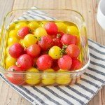 夏にオススメ。冷やしておいしいトマトのはちみつマリネ