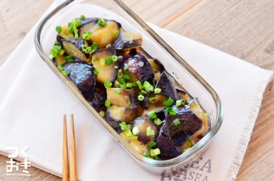 なす南蛮の常備菜・作り置きレシピ