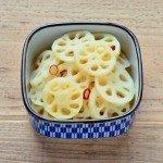 甘酢レンコンの作り置き・常備菜レシピ