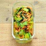 チンゲン菜と桜えびのオイスター炒めの常備菜・作り置きレシピ