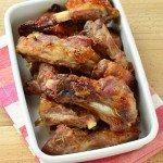 がっつり肉を食べたい日に。スペアリブのオーブン焼き