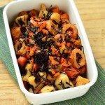 定番常備菜。ひじきと根菜の甘辛煮