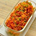 切り干し大根のナポリタン風の常備菜・作り置きレシピ