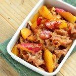 豚肉とさつまいもの甘辛炒めの常備菜・作り置きレシピ