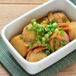 里芋といかくんの煮物の常備菜・作り置きレシピ