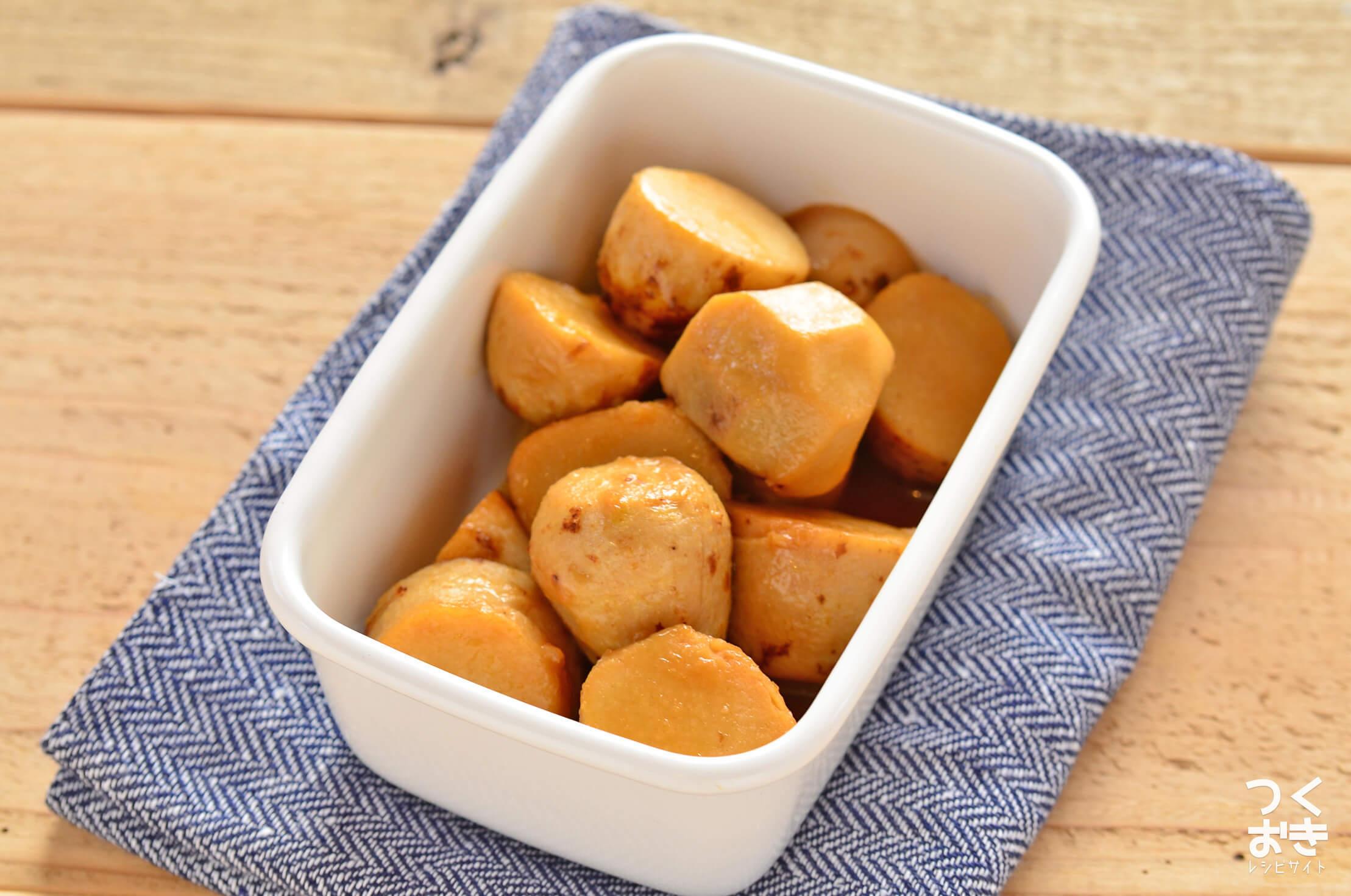 里芋の煮っころがしの常備菜・作り置きレシピ