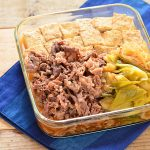 肉豆腐の常備菜・作り置きレシピ