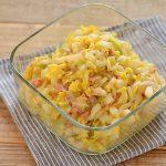 ツナと白菜のピリ辛ラー油和えの作り置き・常備菜レシピ