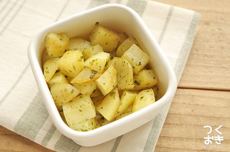 のり塩バターポテトの料理写真