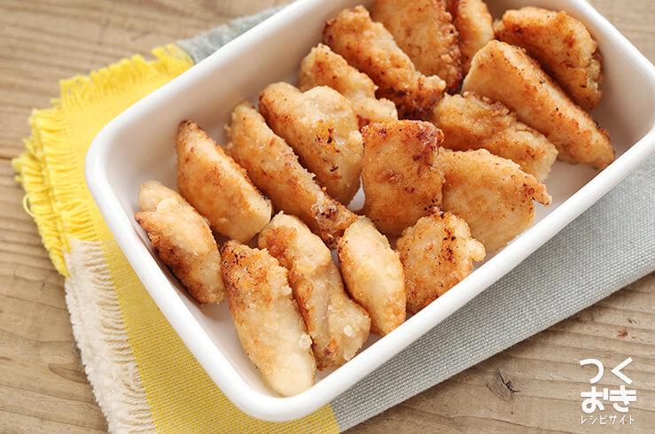 さっくり柔らか。鶏の塩こうじから揚げの料理写真