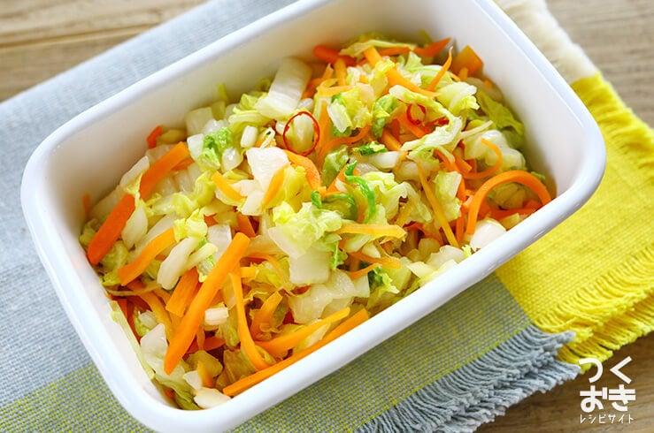 白菜の甘酢漬け(ラーパーツァイ風)の料理写真