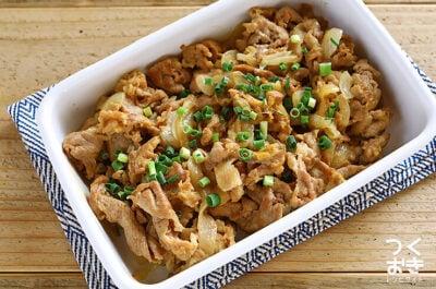 コクうま。豚肉ときのこのオイスター炒め   作り置き・常備菜 ...