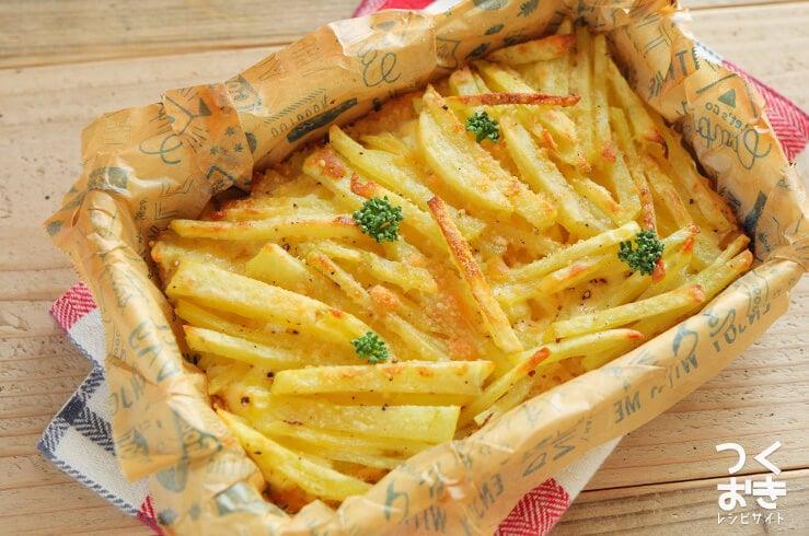 ツナポテチーズのオーブン焼きの料理写真