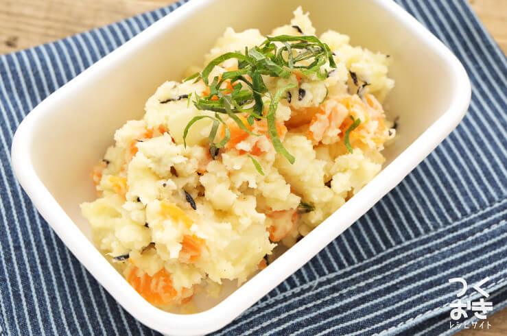 和風ポテトサラダの料理写真