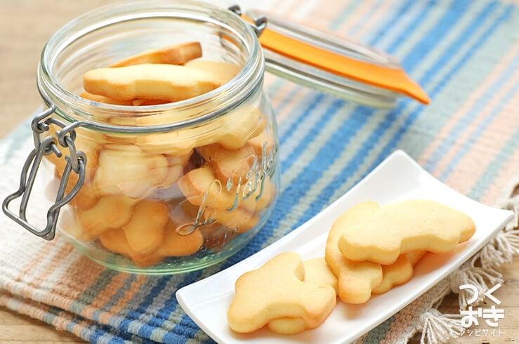 サクサク塩こうじクッキーの料理写真