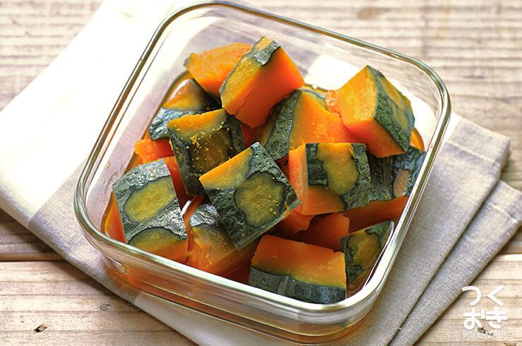 かぼちゃの煮物の料理写真