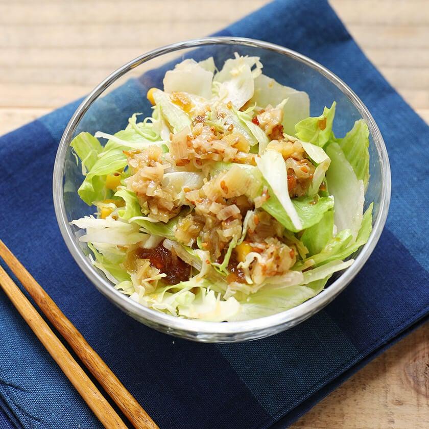 テキトーサラダの料理写真