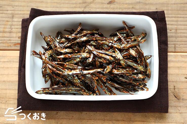 田作り(ごまめ)の料理写真