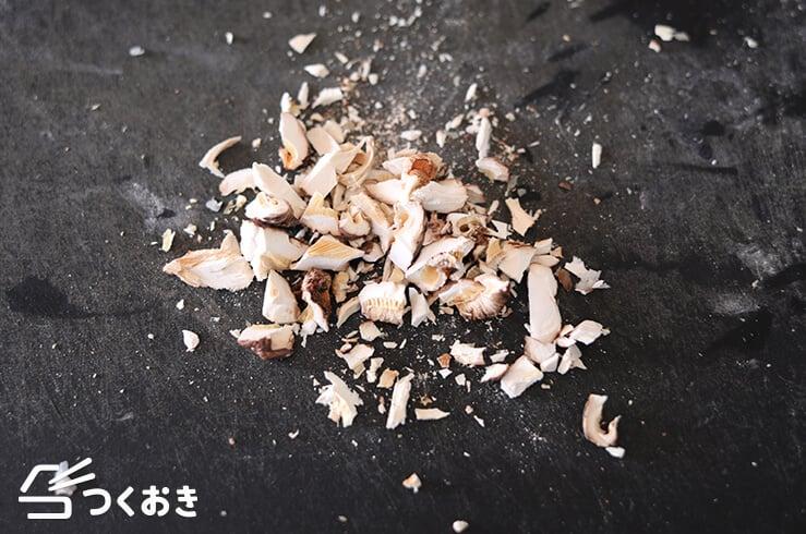 炒り豆腐の手順写真その3