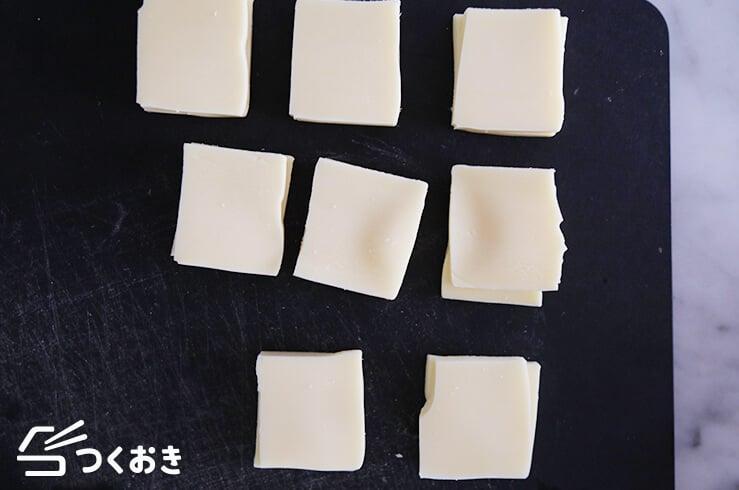 のり巻きチーズポテトの手順写真その1