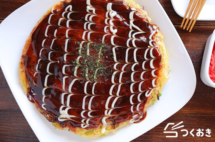 お好み焼き(豚玉)の料理写真
