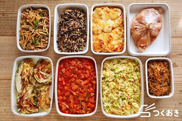 野菜 おかず 作り 置き 作り置きできるおすすめレシピ52選|鶏肉や豚肉のおかずや野菜の常備菜をご紹介