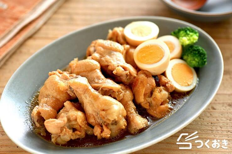鶏のさっぱり煮のレシピ/作り方 | つくおき
