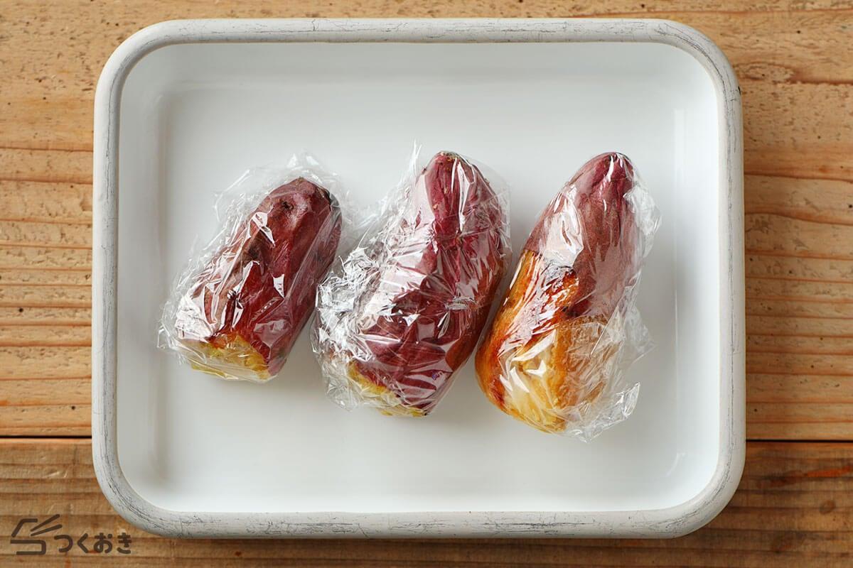 絶品焼き芋の保存写真その2