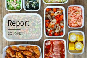 お弁当にも役立つ9品。週末まとめて作り置きレポート(2021/06/13)の写真