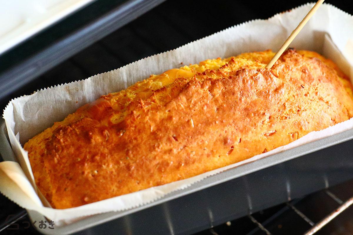 にんじんのチーズケークサレの手順写真その5