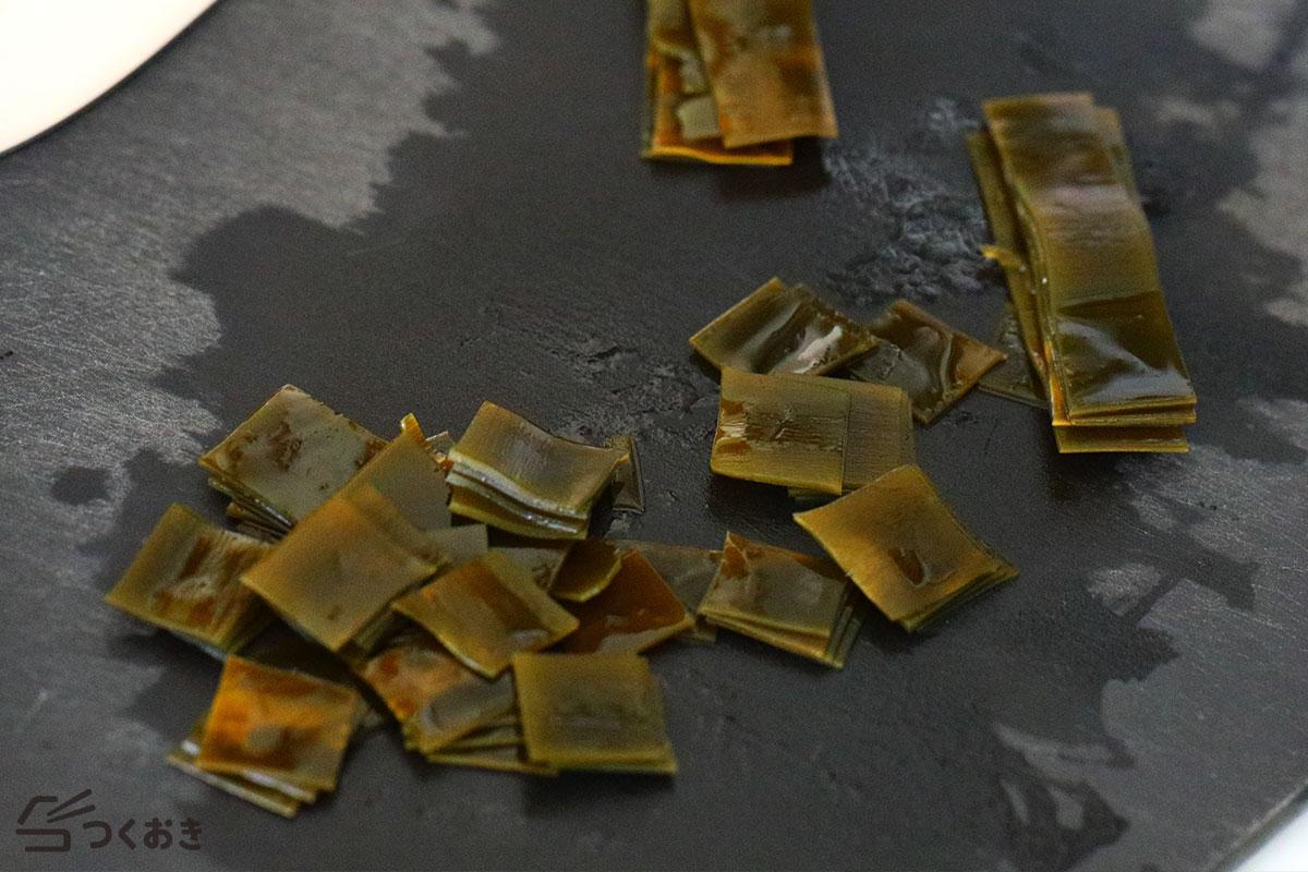 昆布豆の煮物の手順写真その2