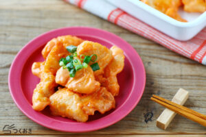コクうま鶏マヨの写真